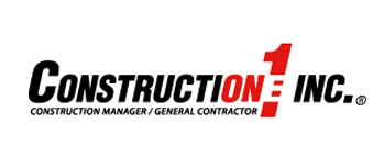 Construction one logo